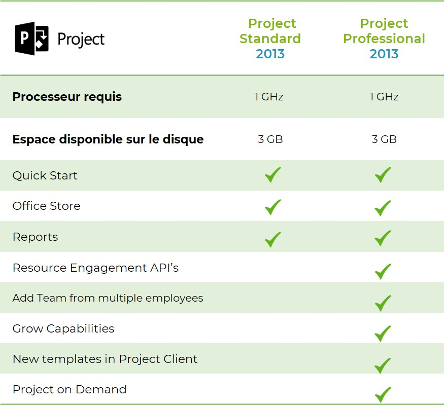 France-Microsoft-Project-2013-Standard-vs-Professional