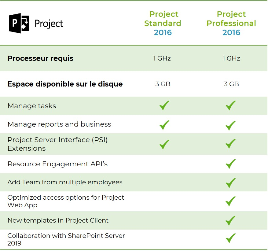 France-Microsoft-Project-2016-Standard-vs-Professional