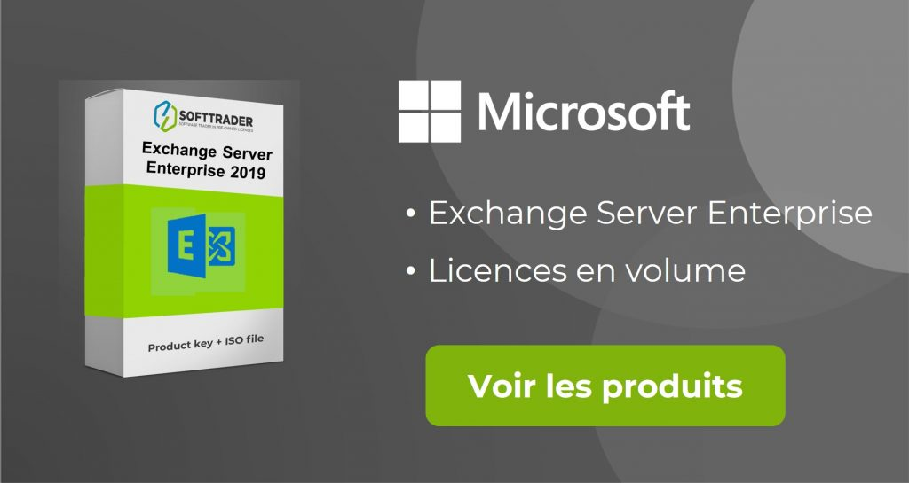 acheter exchange server enterprise 2019